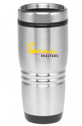 Semonin Stainless Steel Travel Mug