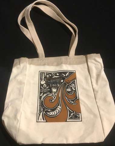 Canvas Tote Bag-Poster Print