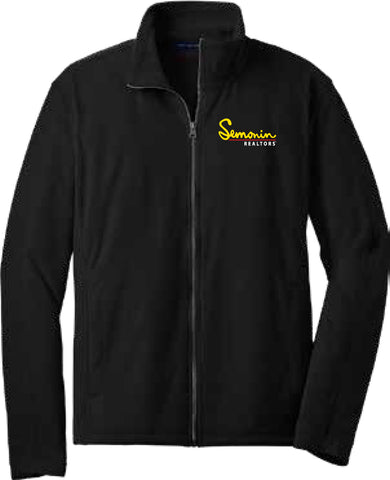 Semonin Realtors - Men's Fleece Zip