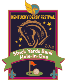 2018 Stock Yards Bank Hole-In-One Pin