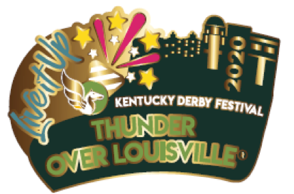 2020 Thunder Over Louisville Metal Pin