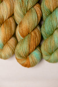 The Watercolour Collective - Highland Fingering - Patina