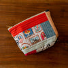 One of a Kind Quilted Notions Pouch - Hanging Photos