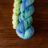 Aurora Boreals + Pucker Sock Set
