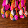 Anniversary Mini Skein Bundle: Harlequin