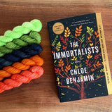 Kniterary Society Mini Skein Bundles: The Immortalists