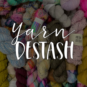 Yarn Destash - Fingering Weight