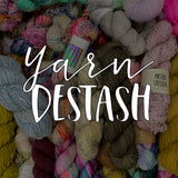 Yarn Destash - DK weight
