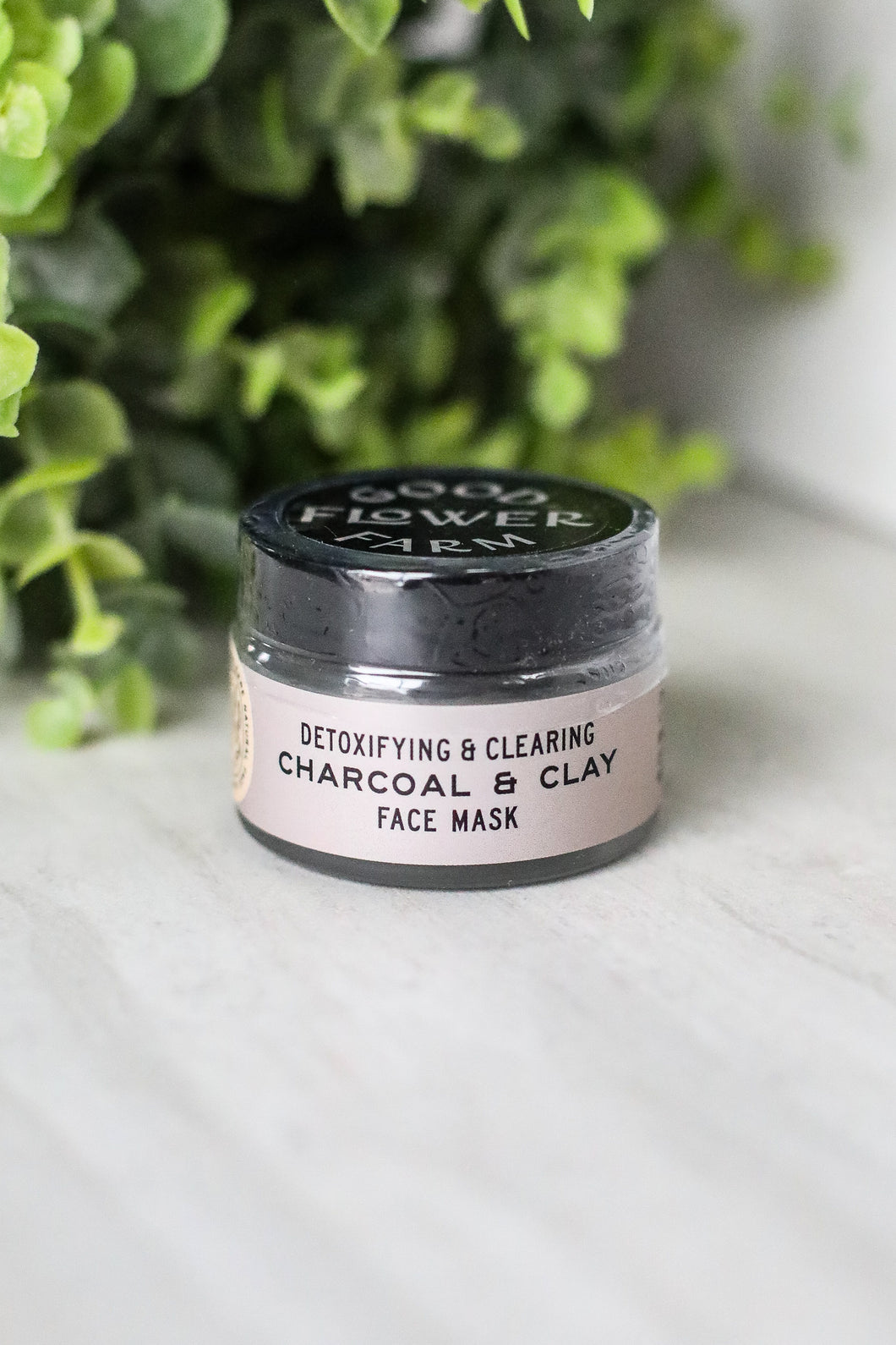 Good Flower Farm Face Mask Charcoal & Clay