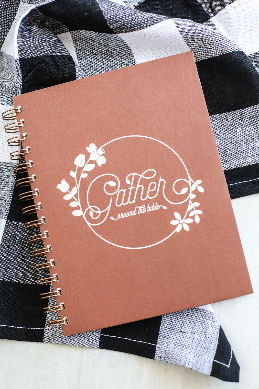 Gather Recipe Book