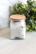 Load image into Gallery viewer, Whispering Willow Bath Salts Rose
