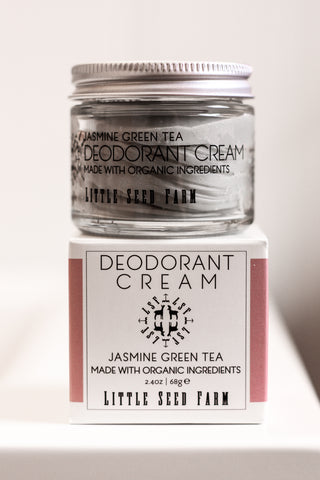 Little Seed Farm Deodorant Jasmine Green Tea
