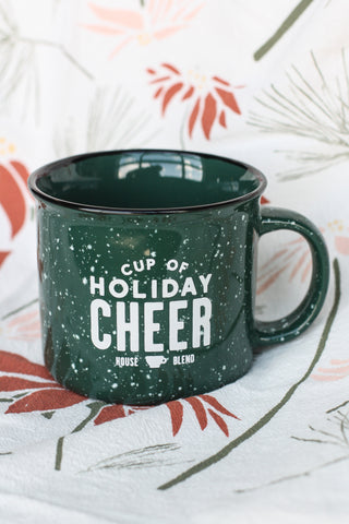 Fran & Co Campfire Mug Holiday Cheer
