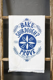 Tea Towels Bake Sourdough