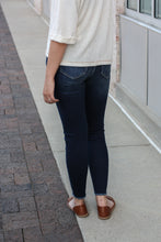 Load image into Gallery viewer, High Rise Ankle Skinny Jeans 1/24