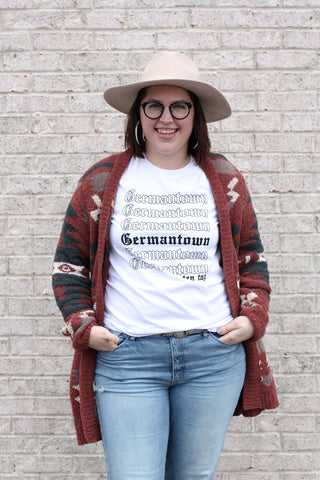 Germantown Tee Small