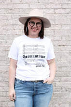 Load image into Gallery viewer, Germantown Tee Large