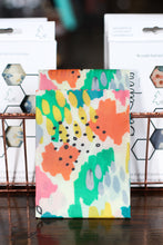 Load image into Gallery viewer, Beeswax Wraps Color Splat Giant