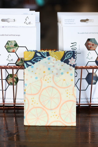 Beeswax Wraps Bittersweet Mixed