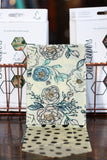 Beeswax Wraps Periwinkle Blossoms Mixed