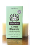 MV Shampoo Bar Peppermint Tea Tree