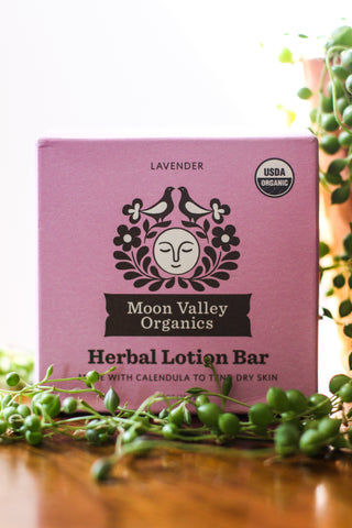 MV Lotion Bar Lavender Herbal