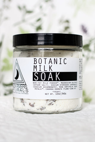 Moon River Soak  Botanic Milk