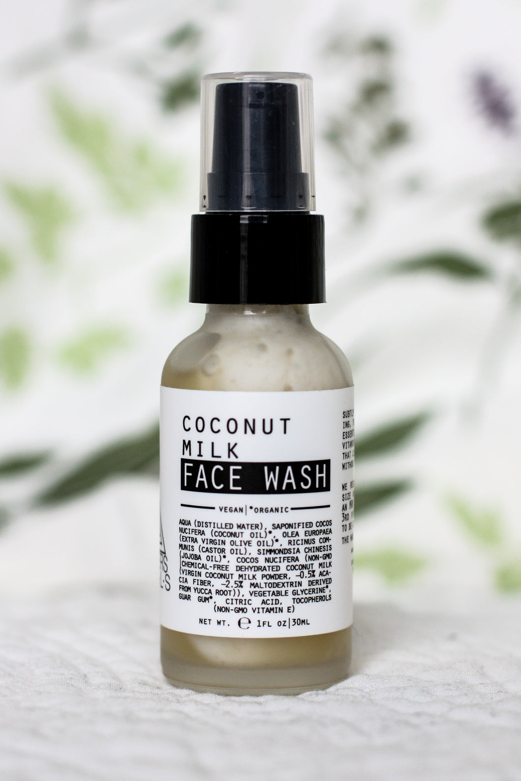 Moon River Face Wash Coconut Milk