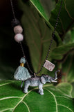 Animal Necklace  Elephant