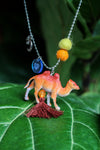 Animal Necklace  Camel