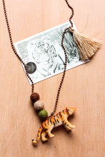 Load image into Gallery viewer, Animal Necklace Tiger