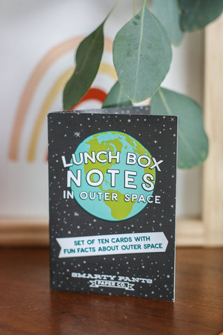 Lunchbox Notes Outerspace