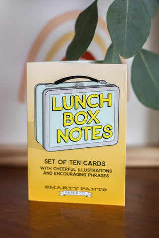 Lunchbox Notes Encouraging Phrases