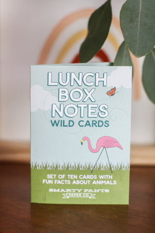 Lunchbox Notes Wild Cards