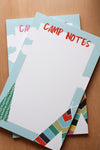 Camp Notes Red