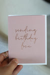 Missive Cards Birthday Love