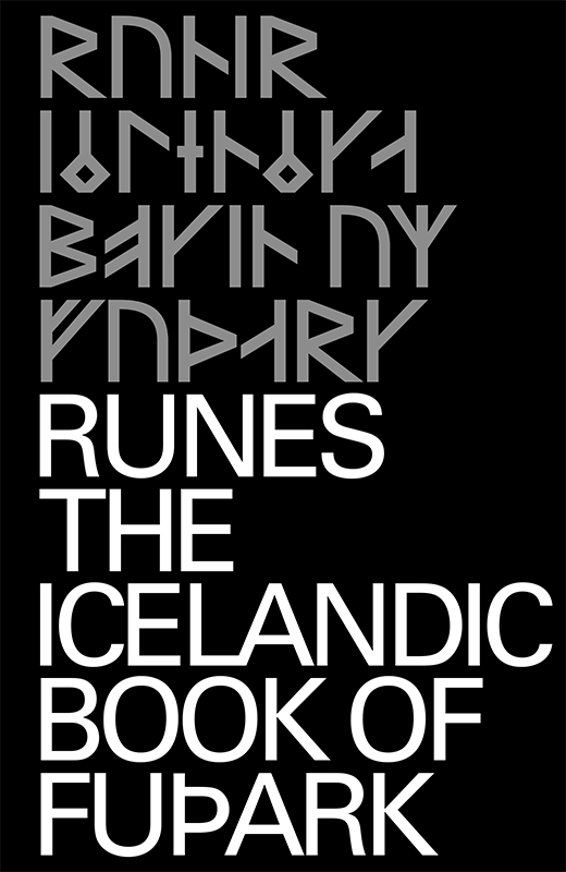 A brand new book on Runes 📓