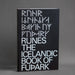 RUNES: THE ICELANDIC BOOK OF FUÞARK ★PRE-ORDER★