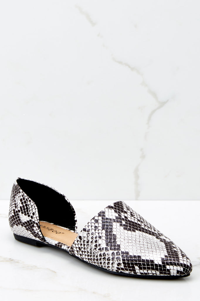 1 Turn It Loose Black Loafers at reddressboutique.com