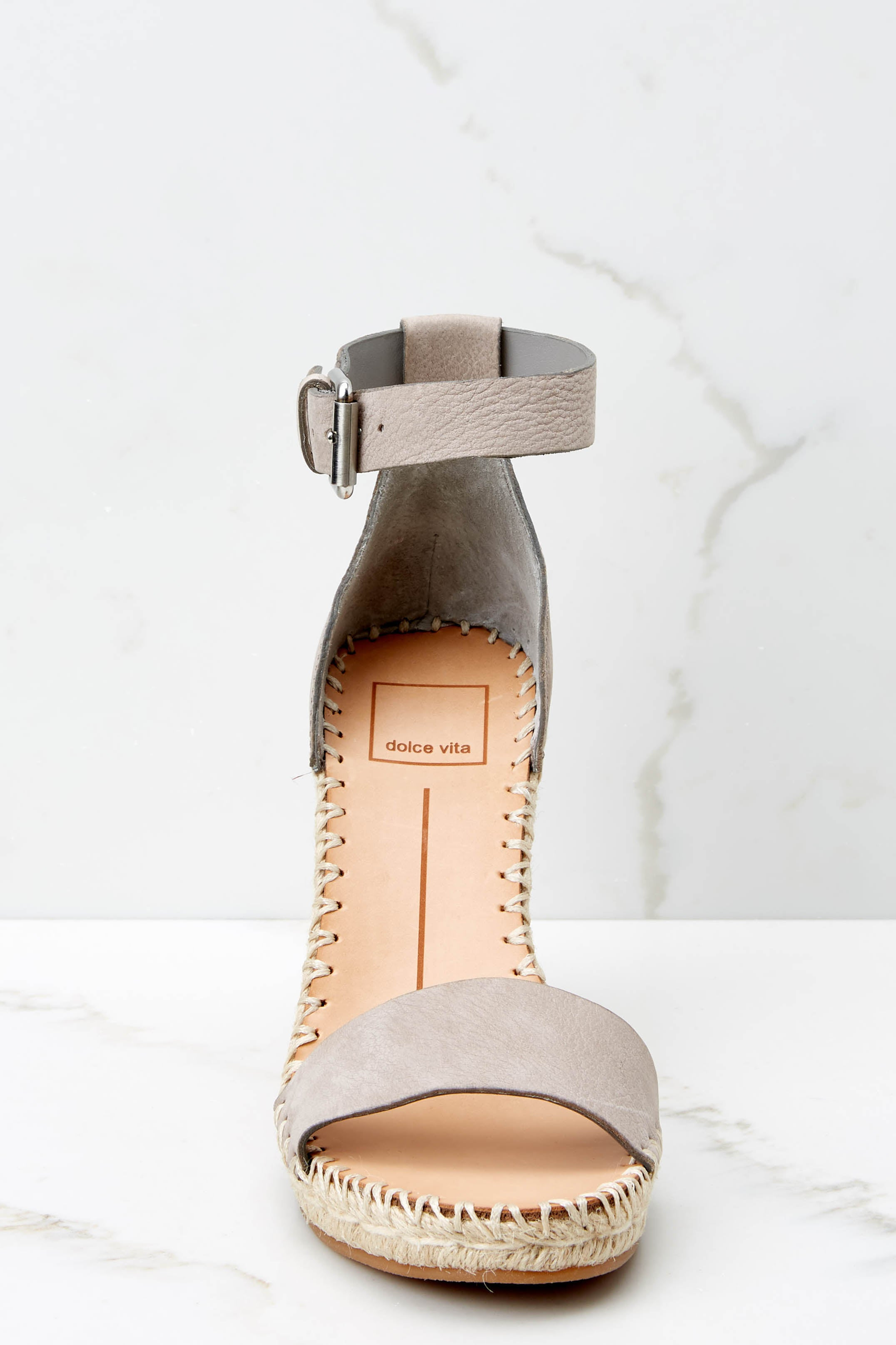 2 Grey Noor Wedges at reddress.com