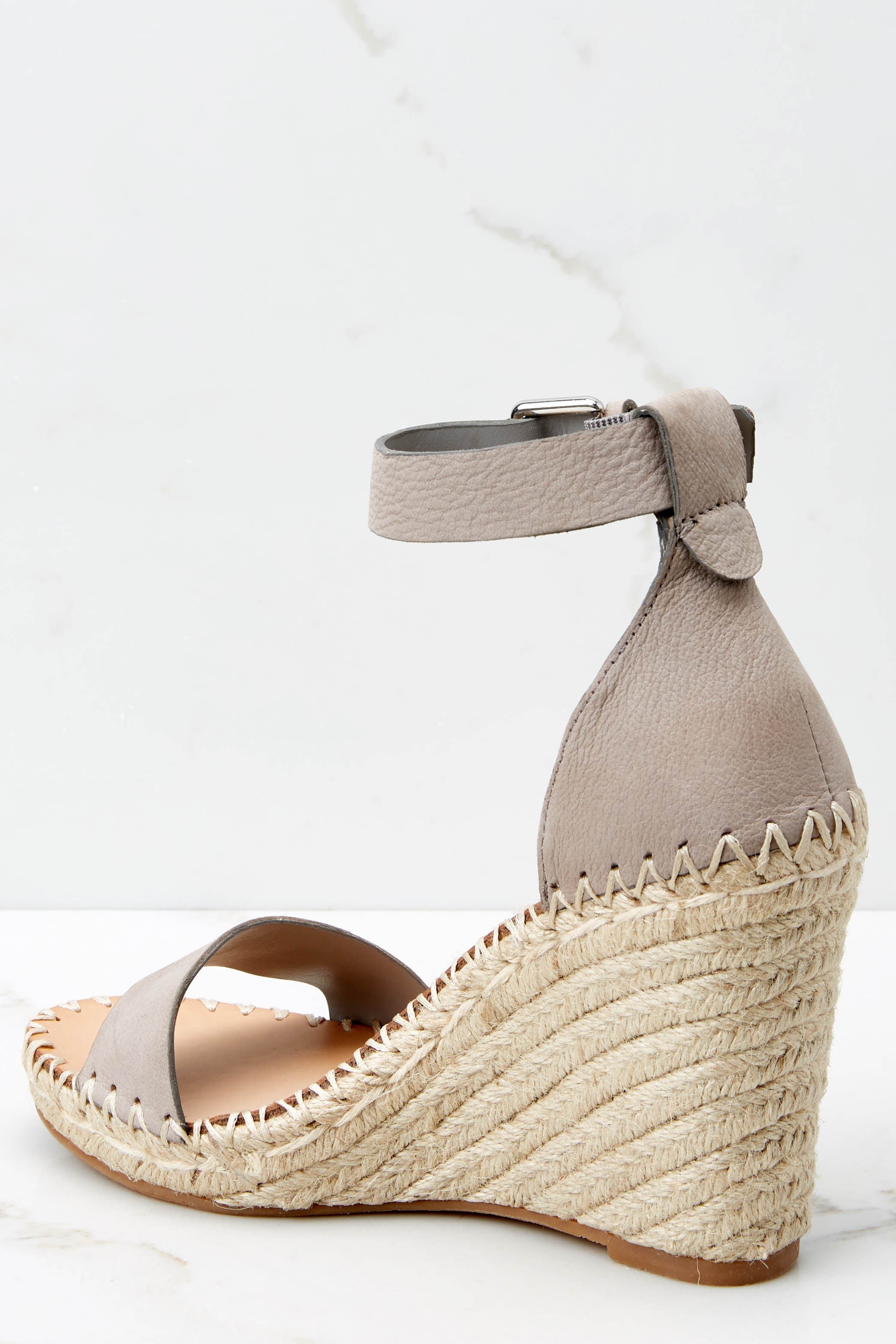 3 Grey Noor Wedges at reddress.com