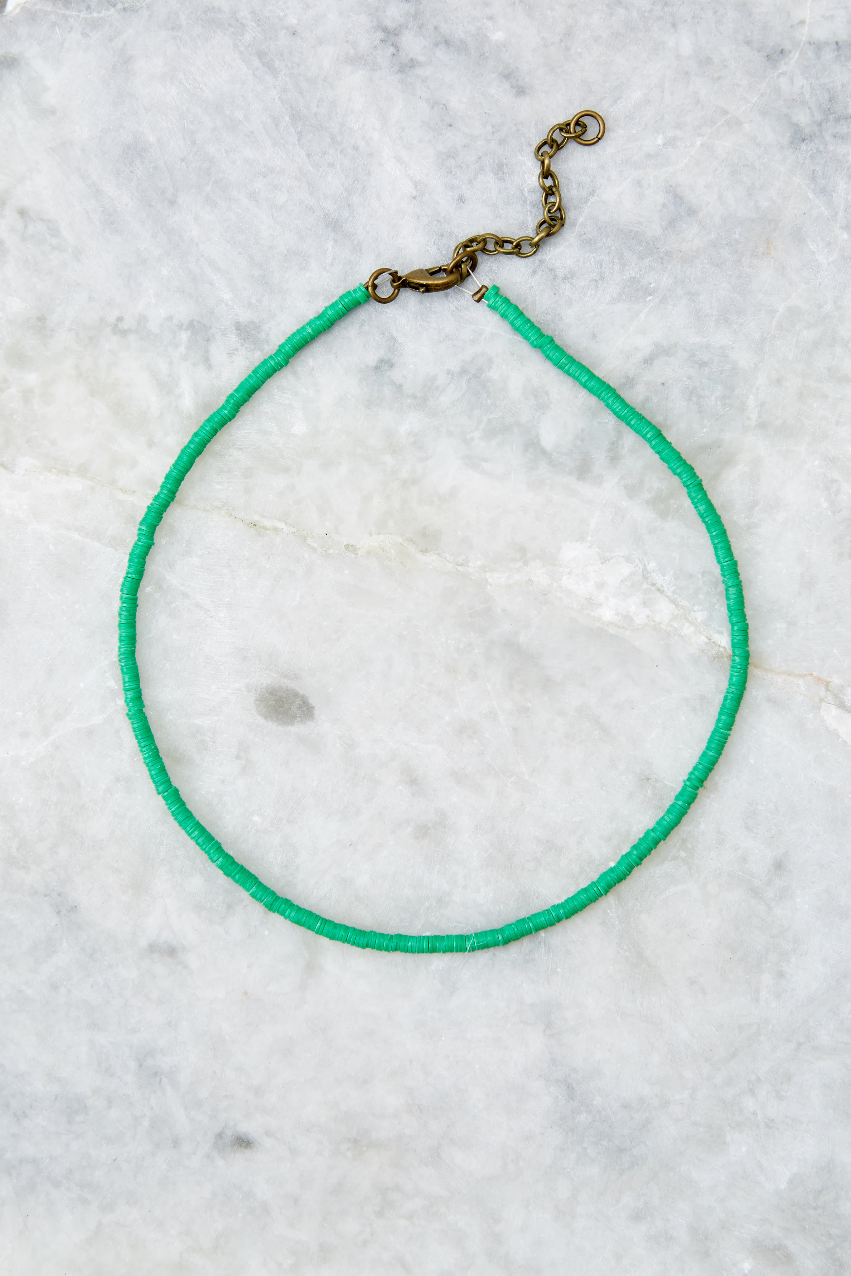 Looking For This Light Green Necklace