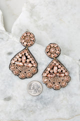 3 Everything You Want Light Pink Earrings at reddress.com
