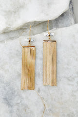 2 Celestial Marble And Gold Earrings at reddressboutique.com