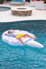 1 Giant Cotton Candy Pool Float at reddress.com