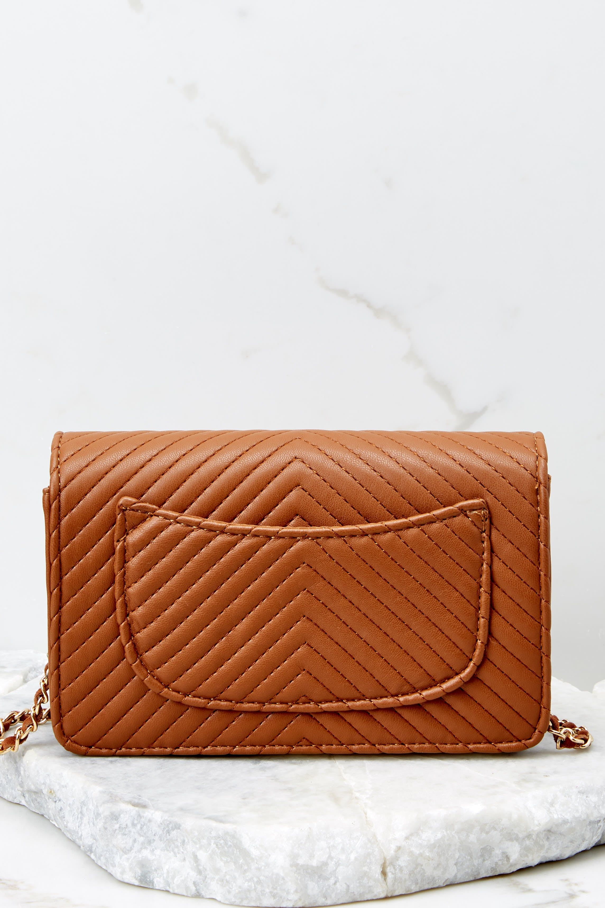 5 My Obsession Light Brown Purse at reddressboutique.com