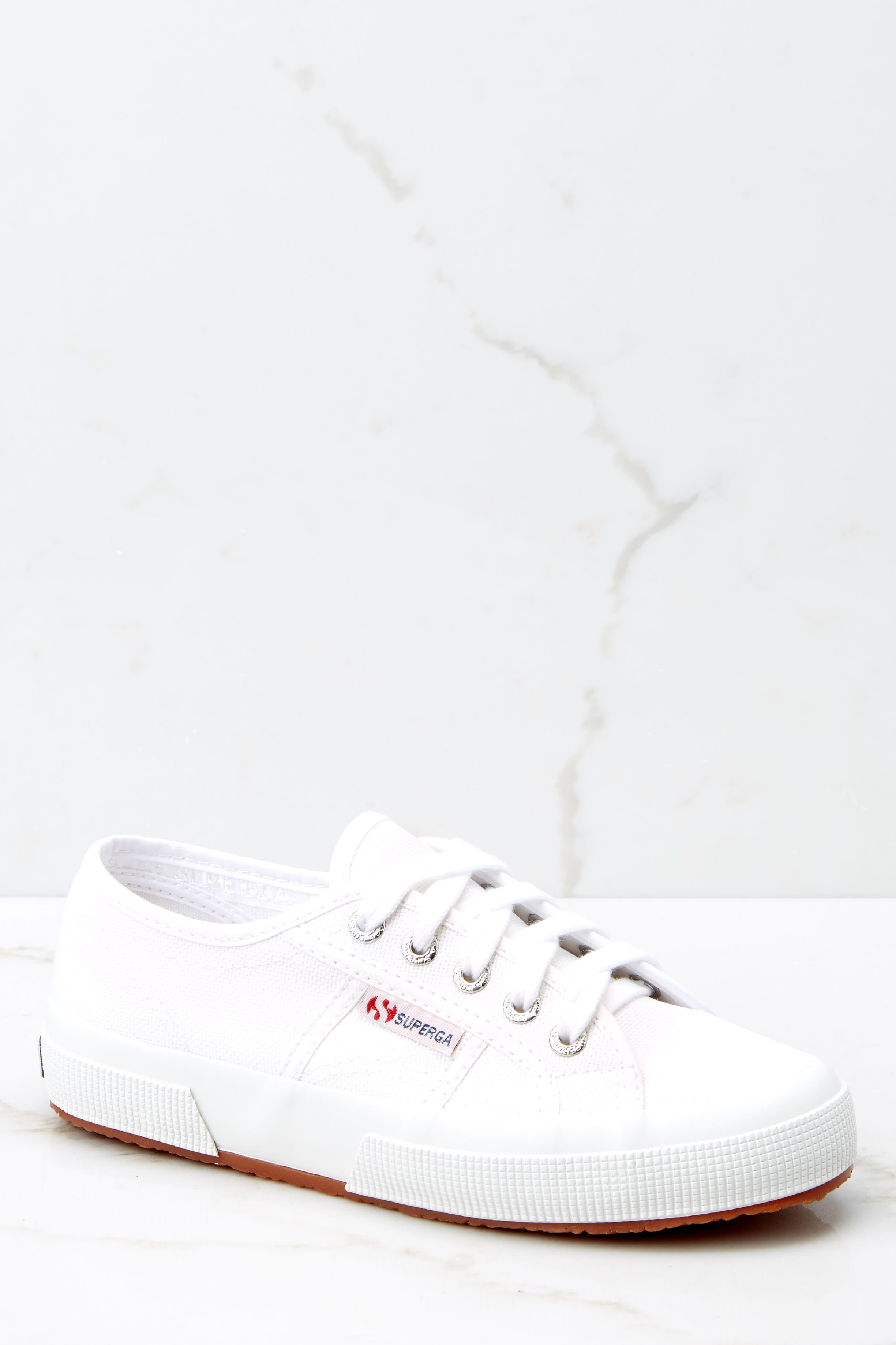 2 2750 Cotu White And Silver Classic Sneakers (BACKORDER NOVEMBER) at reddress.com