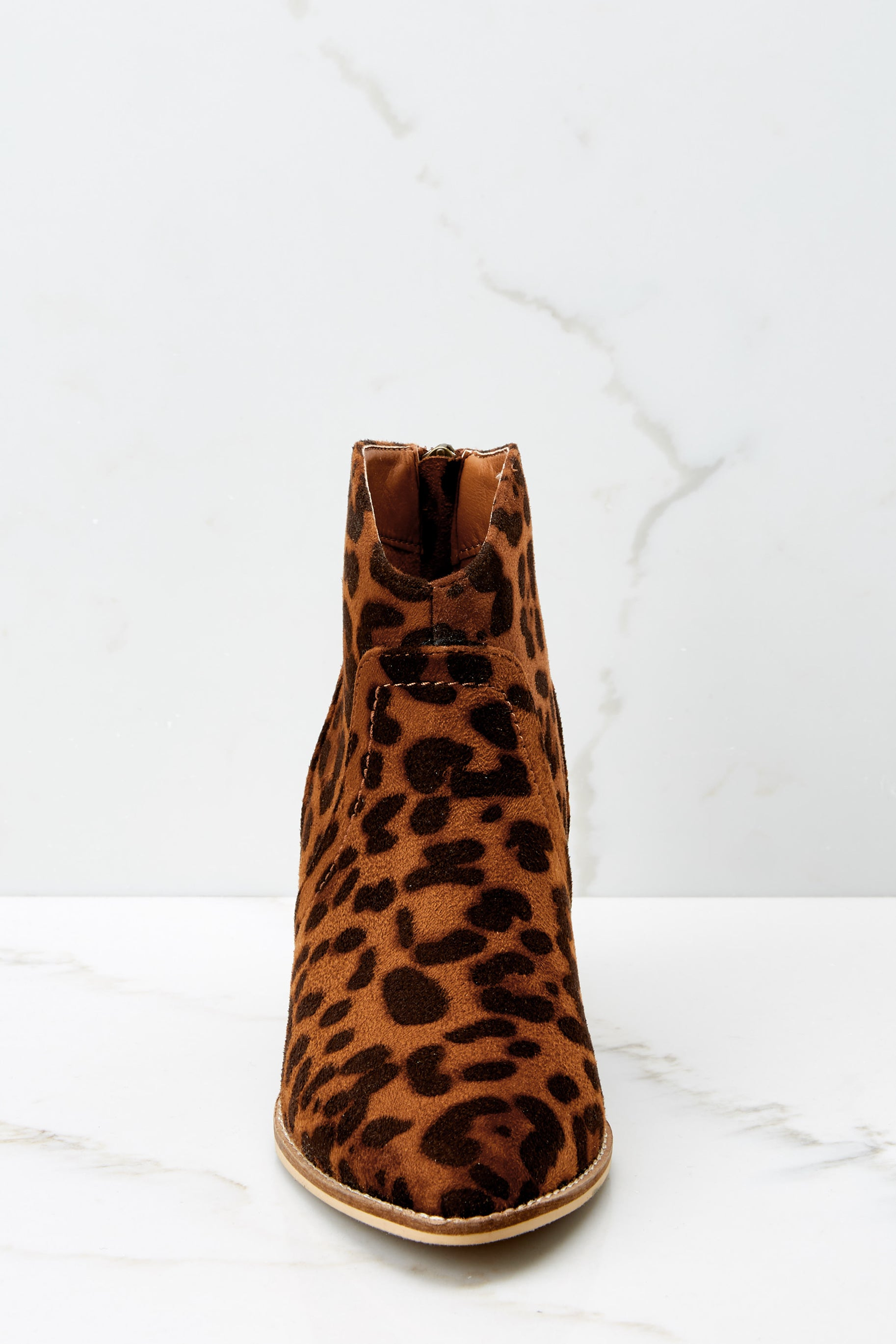 3 Well Played Leopard Ankle Booties at reddress.com
