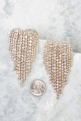 Showstopper Gold Earrings