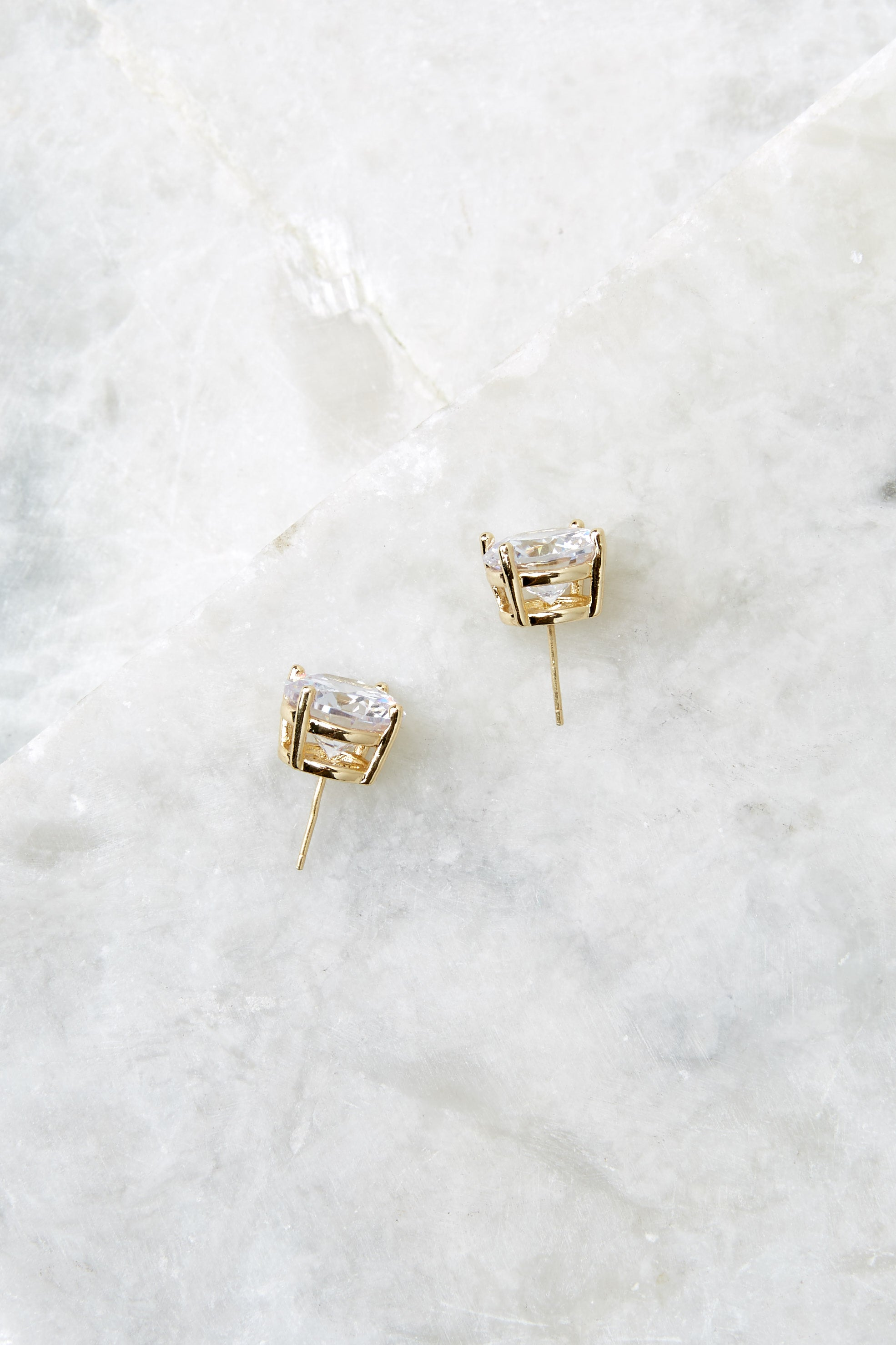 Light Me Up Gold Earrings